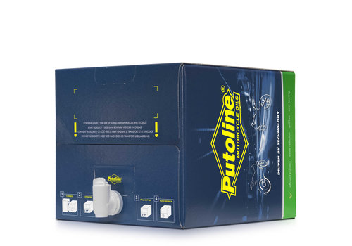 Putoline MX 9 - Motorfietsolie, 20 lt BiB