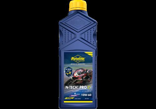 Putoline N-Tech® Pro R+ 10W-60 - Motorfietsolie, 1 lt