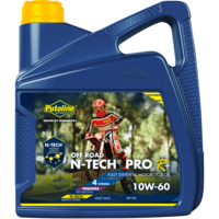 thumb-N-Tech® Pro R+ Off Road 10W-60 - Motorfietsolie, 4 x 4 lt-2