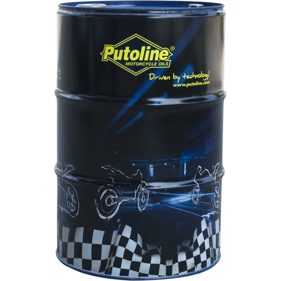 N-Tech® Pro R+ Off Road 10W-60 - Motorfietsolie, 60 lt-1