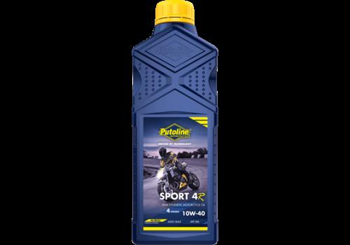 Putoline Sport 4R 10W-40 - 4-Takt motorfietsolie, 1 lt