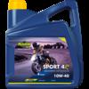 Putoline Sport 4R 10W-40 - 4-Takt motorfietsolie, 4 lt
