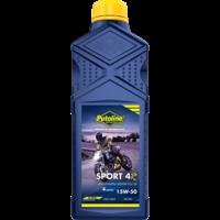 Sport 4R 15W-50 - 4-Takt motorfietsolie, 1 lt