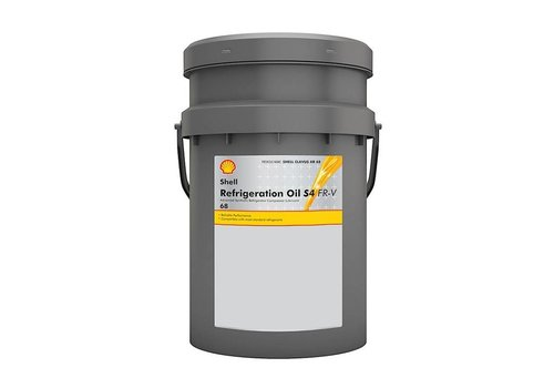 Shell Refrigeration Oil S4 FR-F 100 - Koelcompressorolie, 20 lt