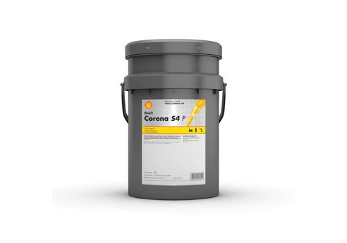 Shell Corena S4 P 68 - Compressorolie, 20 lt
