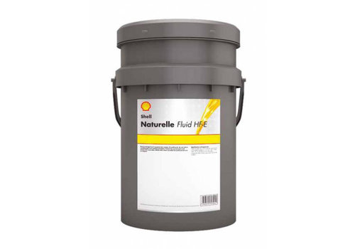 Shell Naturelle Fluid HF-E 15 - Hydrauliekolie, 20 lt