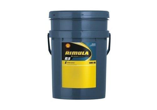 Shell Rimula R5 E 10W-40 - Heavy Duty Engine Oil, 20 lt