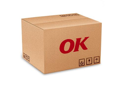 OK Pro Kettingzaagolie, 12 x 1 lt