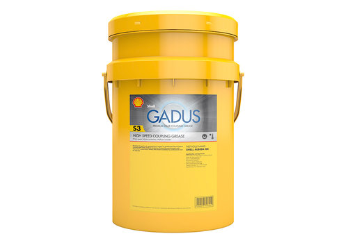 Shell Gadus S3 High Speed Coupling Grease - Vet, 18 kg