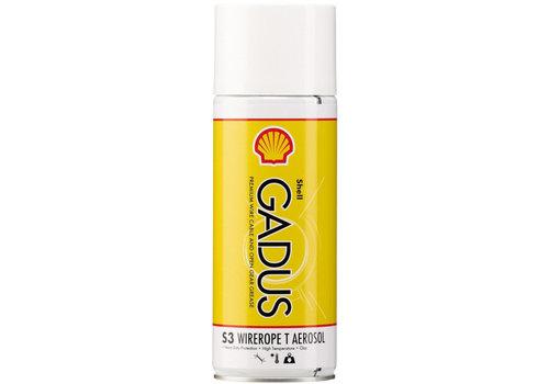 Shell Gadus S3 Wirerope T Aerosol - Vet, 400 ml