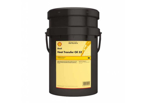 Shell Heat Transfer Oil S2 - Warmteoverdrachtsolie, 20 lt