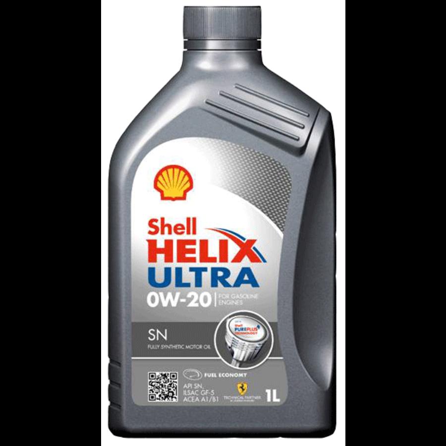 Helix Ultra SN 0W-20 - Motorolie, 1 lt-1