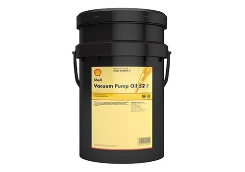 Shell Vacuum Pump Oil S2 R 100 - Vacuümpompolie, 20 lt