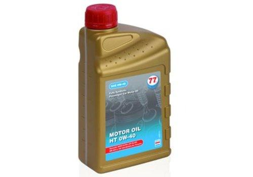 77 Lubricants Motorolie HT 0W-40, 1 lt (OUTLET)