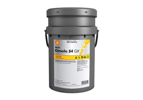 Shell Omala S4 GX 150 - Tandwielolie, 20 lt