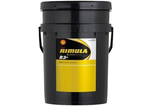 Shell Rimula R3+ 40 - Heavy Duty Engine Oil, 20 lt