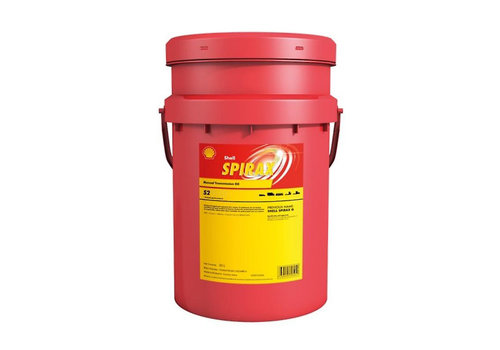 Shell Spirax S2 A 85W-140 - Versnellingsbakolie, 20 lt