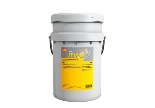 Shell Spirax S4 G 75W-80 - Versnellingsbakolie, 20 lt