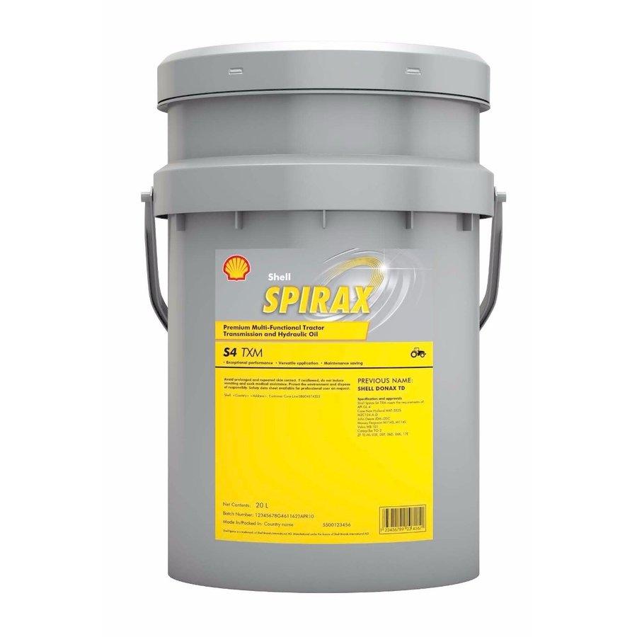 Spirax S4 TXM 10W-30 - Universele Tractorolie, 20 lt-1