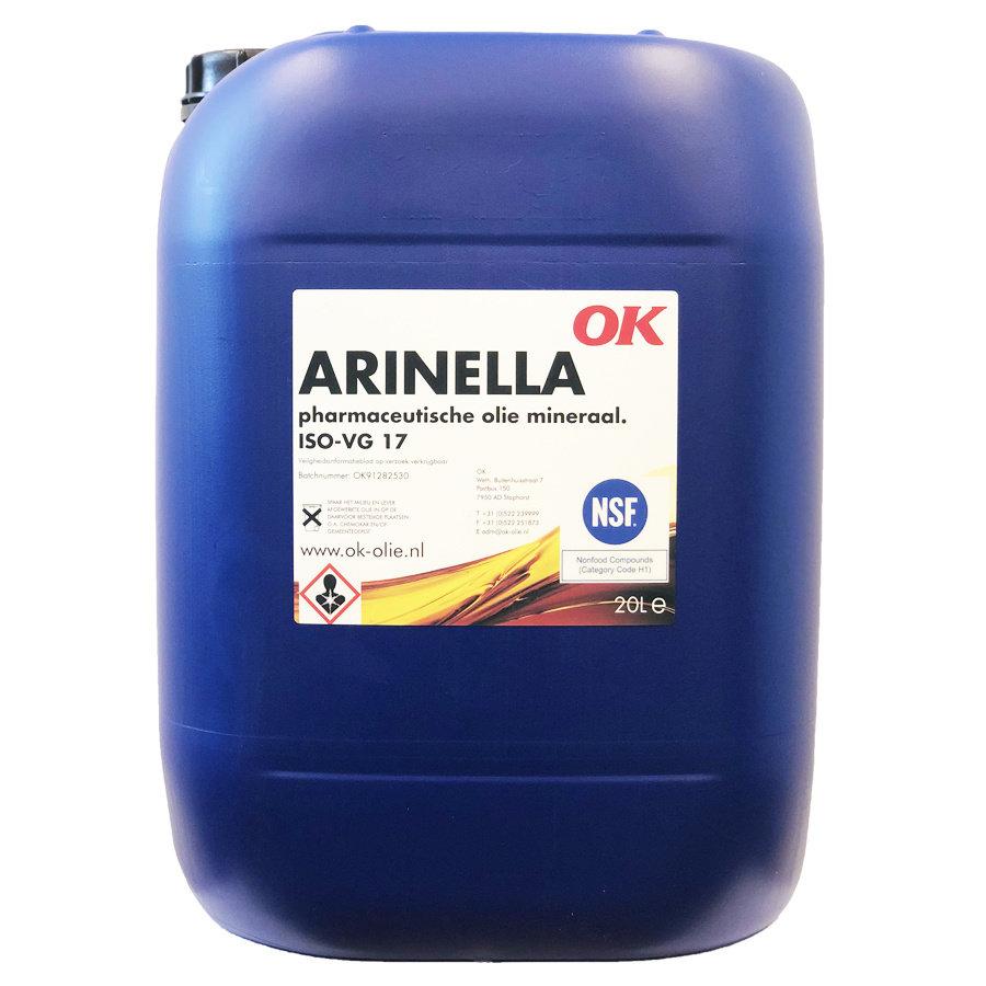 Arinella 17 - Farmaceutische Olie, 20 lt-1
