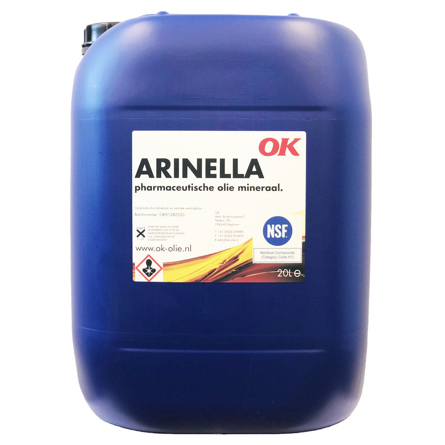 Arinella 32 - Farmaceutische Olie, 20 lt-1