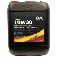 3001 10W-30 - Super Tractor Olie, 10 lt