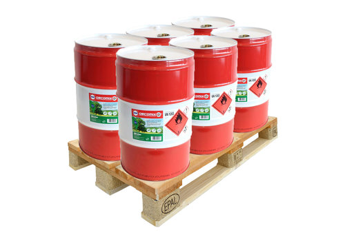 Oest Oecomix 2T - Alkylaatbenzine, 6 x 60 lt