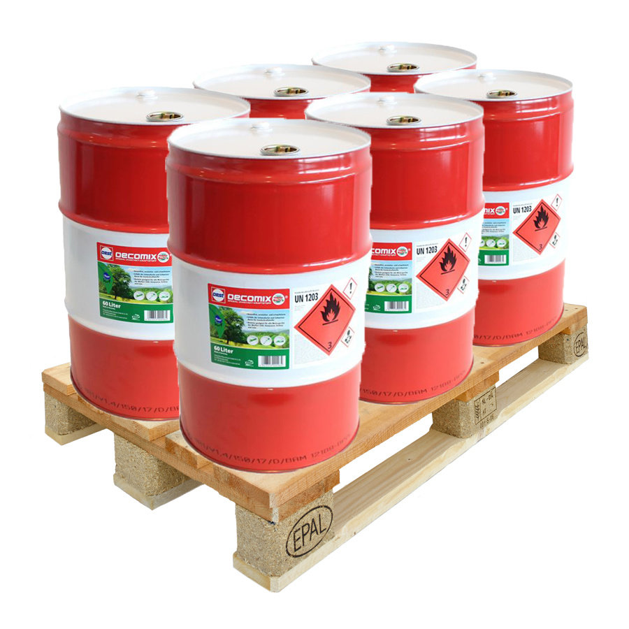 Oecomix 2T - Alkylaatbenzine, 6 x 60 lt-1