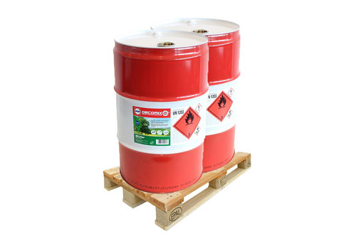 Oest Oecomix 2T - Alkylaatbenzine, 2 x 200 lt
