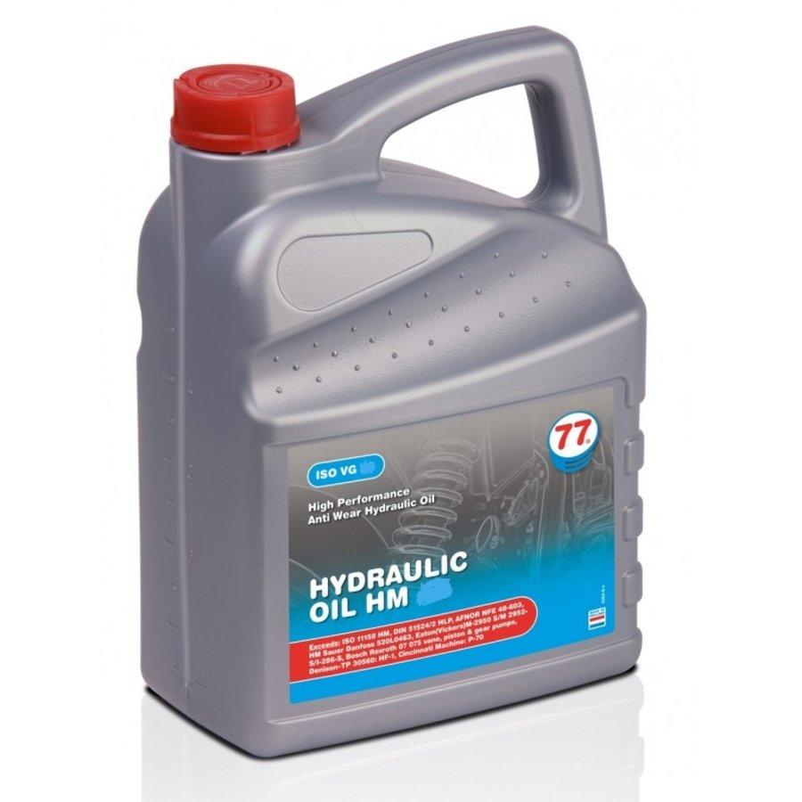 Hydraulic Oil HM 32 - Hydrauliek olie, 5 lt-1