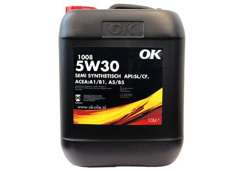 OK 1008 5W-30 - Motorolie, 10 lt