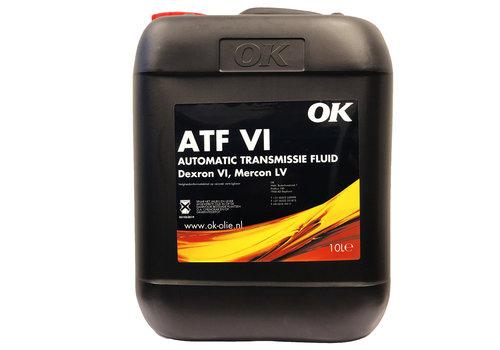 OK ATF VI - Transmissie olie, 10 lt