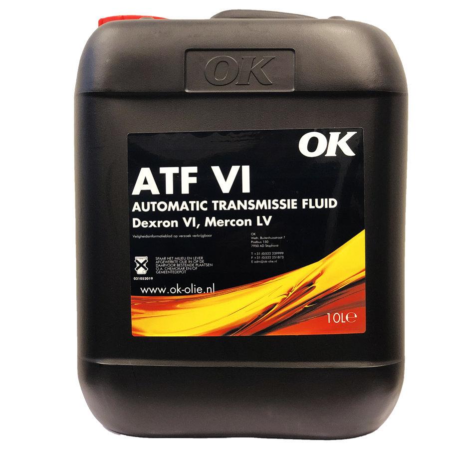 ATF VI - Transmissie olie, 10 lt-1