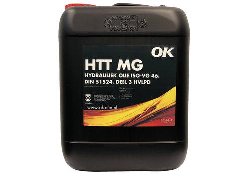 OK HTT-MG ISO-VG 46 - Hydrauliekolie, 10 lt