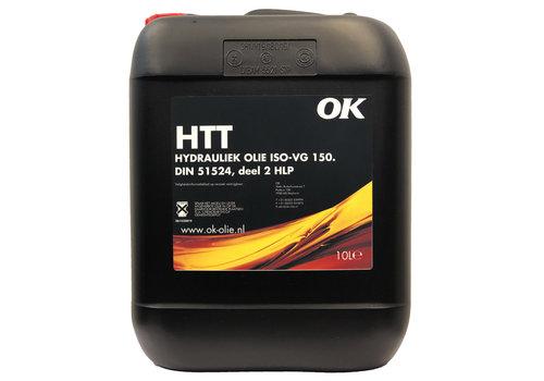 OK HTT ISO-VG 150 - Hydrauliekolie, 10 lt