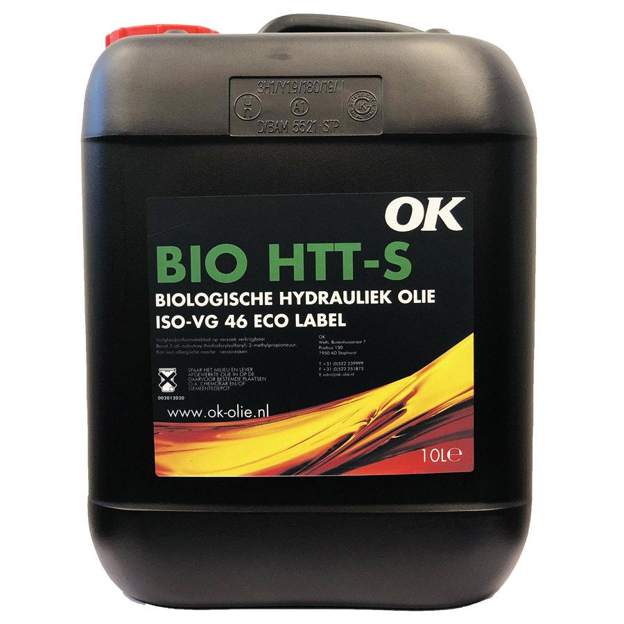 BIO-HTT S 46 ECO - Hydrauliekolie, 10 lt-1