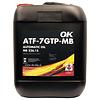 OK ATF-7GTP-MB - Transmissie olie, 10 lt