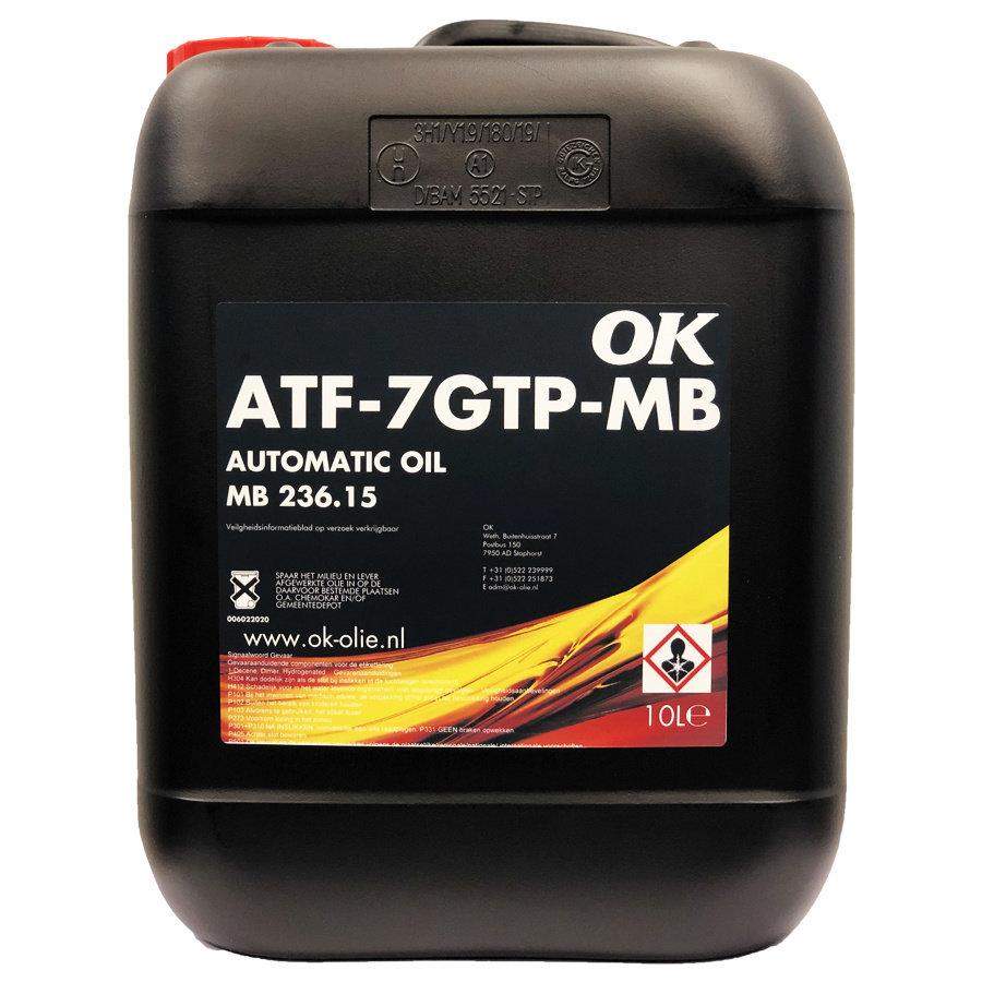 ATF-7GTP-MB - Transmissie olie, 10 lt-1