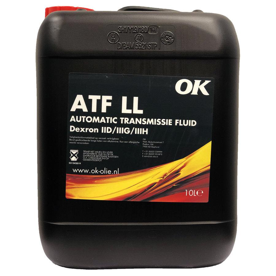 ATF LL - Transmissie olie, 10 lt-1