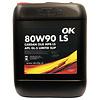 OK Cardanolie MP-B LS 80W-90, 10 lt