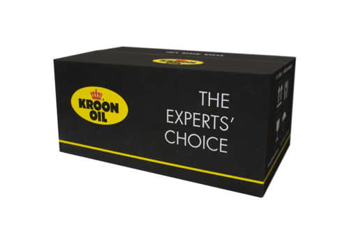 Kroon Oil Syngear 75W-90 - Versnellingsbakolie, 12 x 1 lt