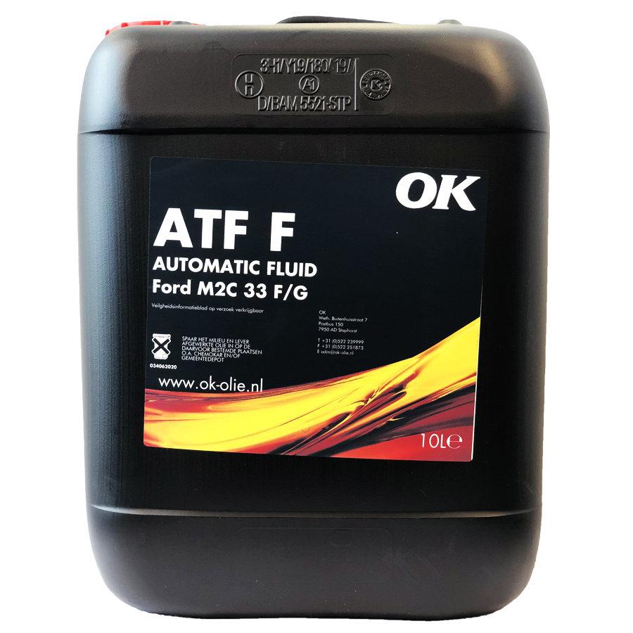 ATF-F - Transmissie olie, 10 lt-1