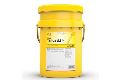 Shell Tellus S3 V 46 - Hydrauliekolie, 20 lt