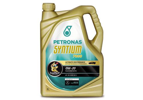 Petronas Syntium 7000 LL 0W-20, 5 lt