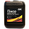 OK 3001 15W-30 - Tractorolie, 10 lt