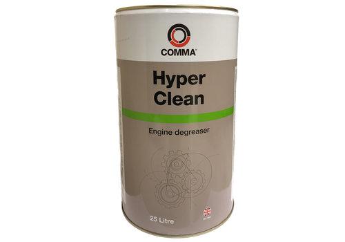 Comma Hyper Clean - Ontvetter, 25 lt (OUTLET)