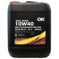 3001 Extra 10W-40 - Super Tractor Olie, 10 lt