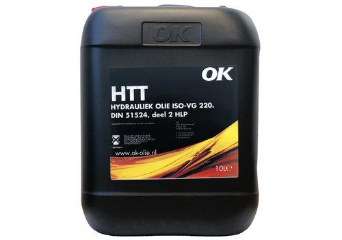 OK HTT Hydrauliekolie ISO-VG 220, 10 lt