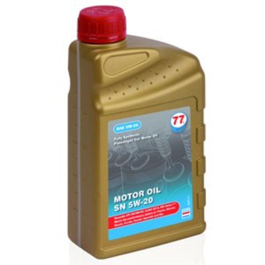 Motorolie SN 5W-20, 1 lt (OUTLET)-1