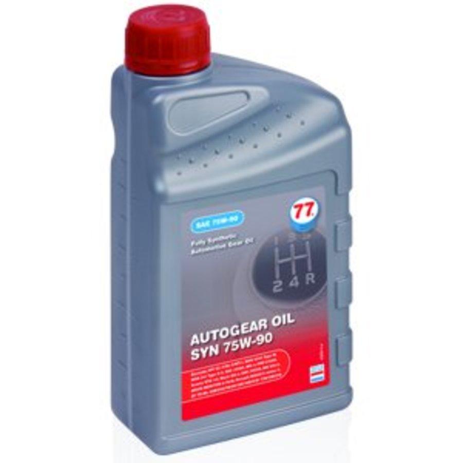Autogear Oil SYN 75W-90 - Versnellingsbakolie, 1 lt (OUTLET)-1